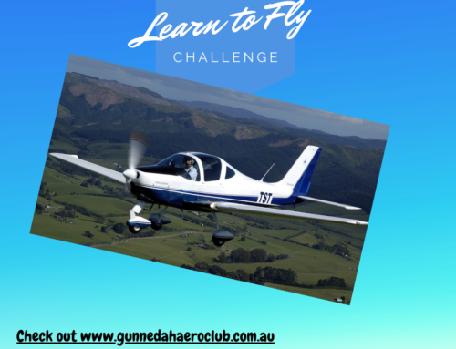 Now is your chance to learn to fly